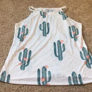Cactus shirt